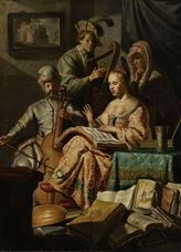 Müzikal Alegori, 1626