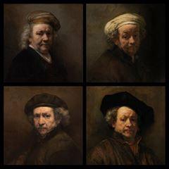 Otoportreler - Rembrandt van Rijn picture