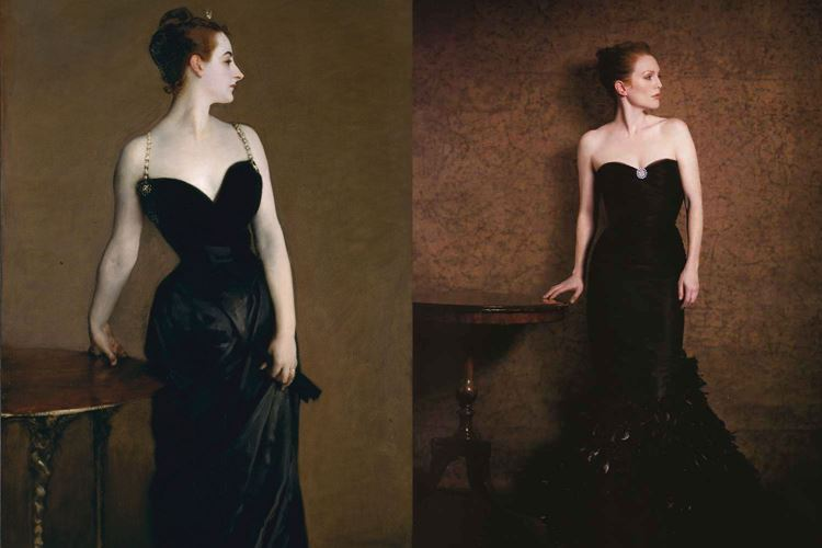 Madame X, 1883–1884 / John Singer Sargent picture