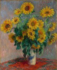 Show Bouquet of Sunflowers, 1881 details