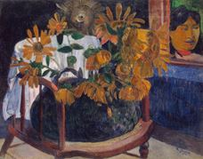 Show Sunflowers, 1901 details
