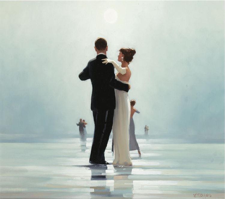 Jack Vettriano, Benimle Aşkın Sonuna Kadar Dans Et picture