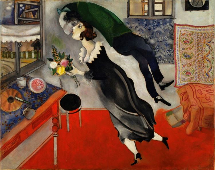 Marc Chagall, Doğum Günü, 1915 picture