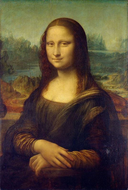 Picture for Mona Lisa, c. 1503-1506
