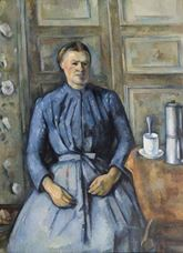 Show Woman with a Coffeepot, c. 1895 details