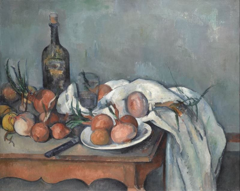 Picture for Still Life with Onions, 1896-1898