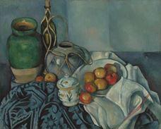 Elmalarla Natürmort, 1893-1894