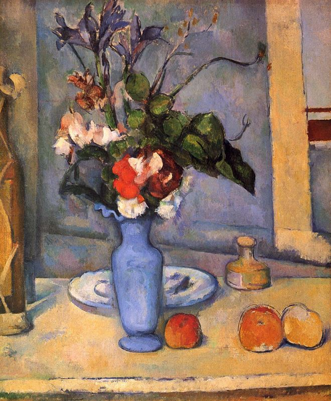 Picture for The Blue Vase, 1889-1890