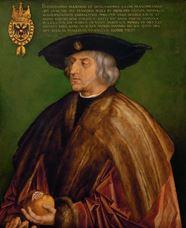 I. Maximilian'ın Portresi, 1519