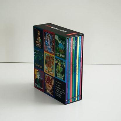 Mini Sanat Dizisi Seti (8 Kitap)