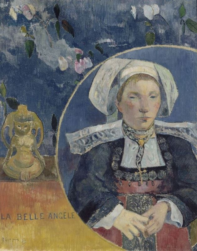 Picture for The Beautiful Angèle, 1889