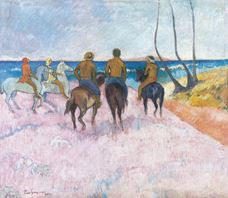 Show Riders on the Beach, 1902 details