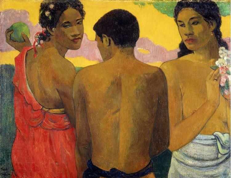 Üç Tahitili, 1899 picture