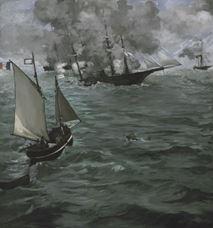 Kearsarge ve Alabama Muharebesi, 1864