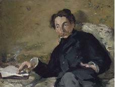 Stéphane Mallarmé'nin Portresi, 1876