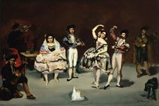 İspanyol Balesi, 1862