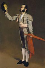Matador, 1886-1883, Tuval üzerine yağlıboya, 171.1 x 113 cm, The Metropolitan Museum of Art, New York, ABD.