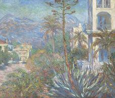 Bordighera'da Villalar, 1884