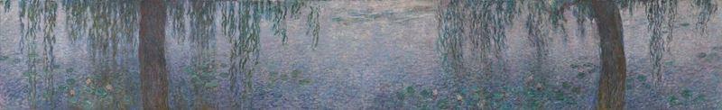 Nilüferler, Söğütlerle Sabah Aydınlığı resmi