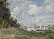 Argenteuil Limanı, 1872 dolayları