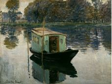Show The Studio Boat, 1874 details