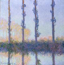 Dört Kavak Ağacı, 1891