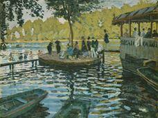 Show La Grenouillère, 1869 details