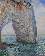 Show The Manneporte near Étretat, 1886 details