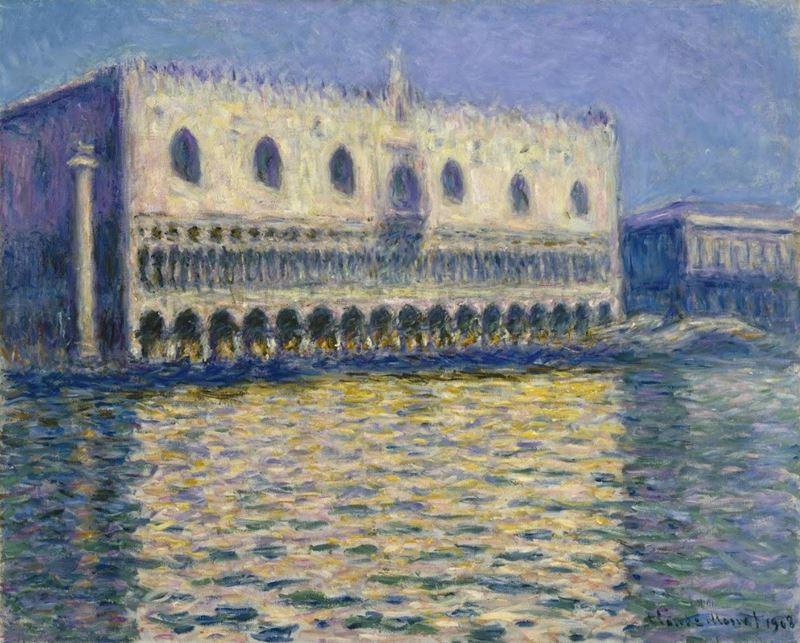 Dükler Sarayı, 1908 resmi