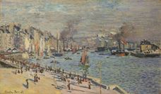 Show Port of Le Havre, 1874 details