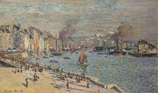 Le Havre Limanı, 1874