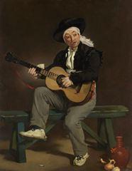 İspanyol Şarkıcı, 1860, Tuval üzerine yağlıboya, 147.3 x 114.3 cm, The Metropolitan Museum of Art, New York, ABD.