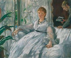 Okuma, 1848-1883 arasında, Tuval üzerine yağlıboya, 61 x 74 cm, Musée d'Orsay, Paris, Fransa.