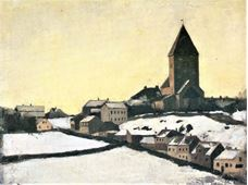 Eski Aker Kilisesi, 1881