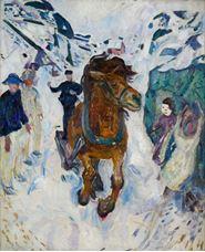 Dörtnala Koşan At, 1910-1912