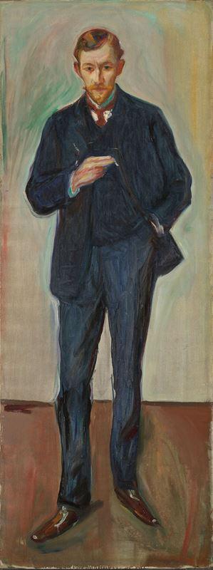 Marcel Archinard, 1904 dolayları resmi