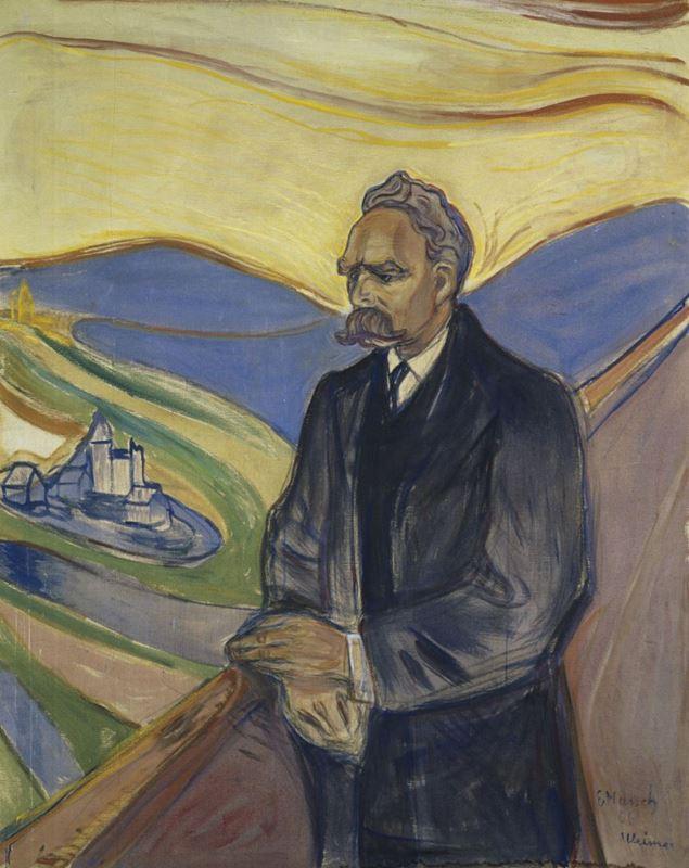 Friedrich Nietzsche, 1906 resmi