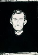 Show Self-Portrait, 1895 details