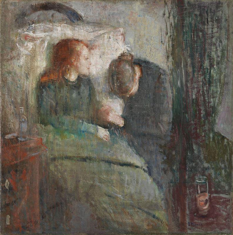 Hasta Çocuk, 1885-1886 resmi