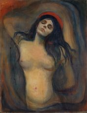 Madonna, 1894-1895