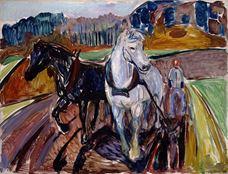 Sonbaharda Çiftçilik, 1919