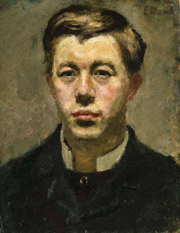 Thorvald Torgersen, 1882 resmi