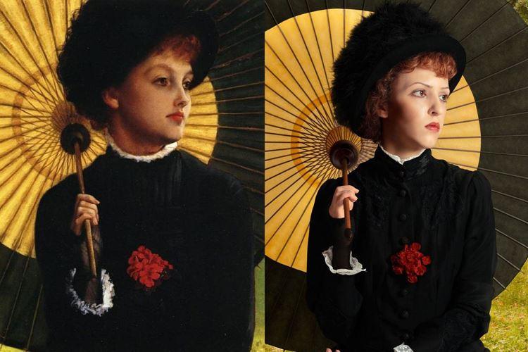 Yaz, James Tissot, 1878 picture