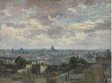 Show View of Paris, 1886 details