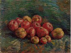 Elmalar, 1887