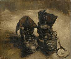 Ayakkabılar, 1886