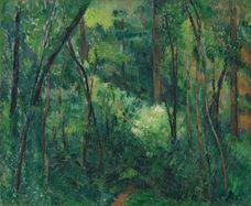 Orman İçi, 1885 dolayları