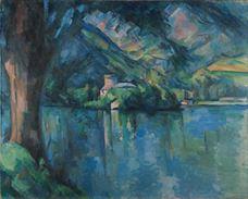 Annecy Gölü, 1896
