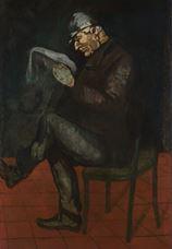 Sanatçının Babası, Louis-Auguste Cézanne, 1865 dolayları