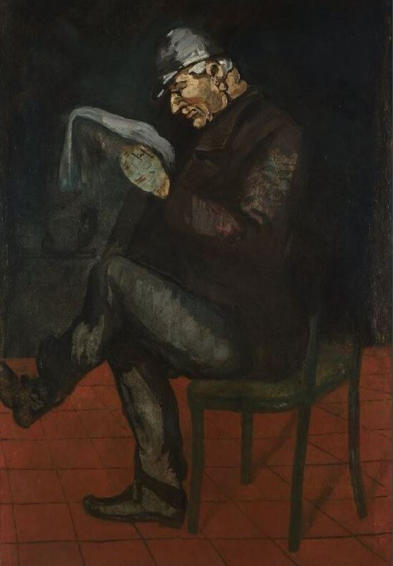 Picture for The Painter's Father, Louis-Auguste Cézanne, c. 1865